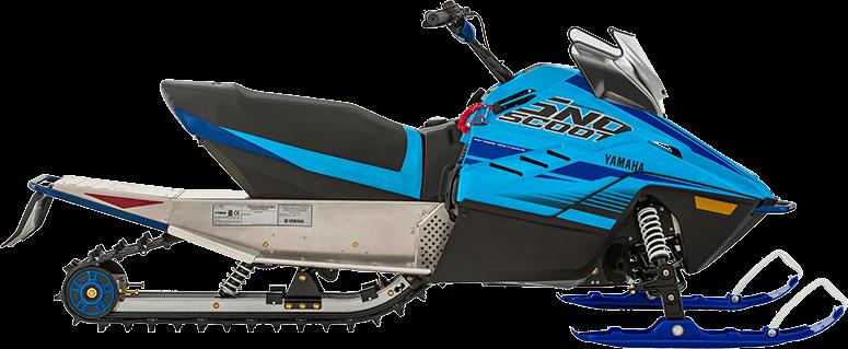 Yamaha Snoscoot & Arctic Cat ZR 200
