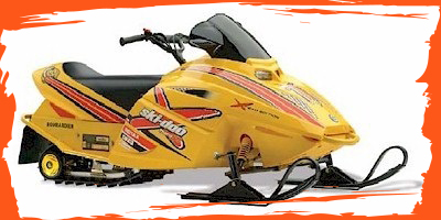 120 Snowmobiles - Skidoo - Skidoo Chassis - Page 1 - Recreational