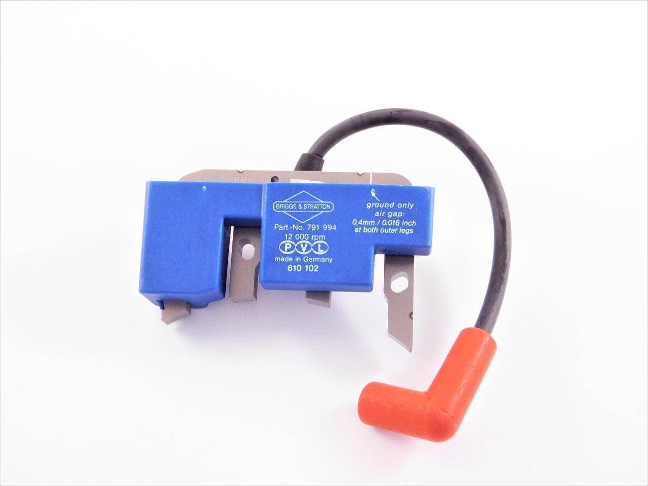 Briggs & Stratton High RPM Coil (Blue)