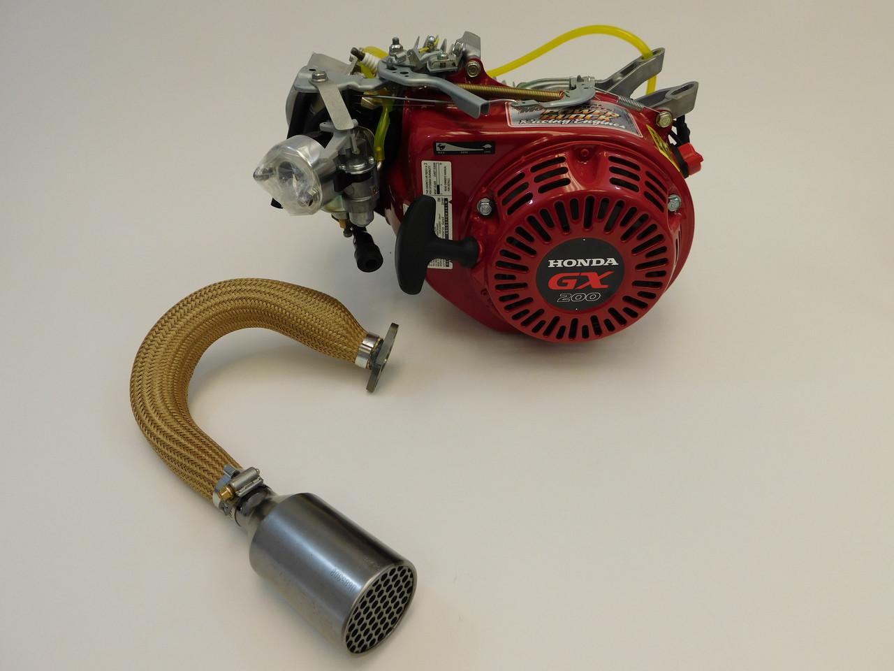 Arctic Cat & Yamaha 120 6 5 Horsepower GX200 Upgrade Engine