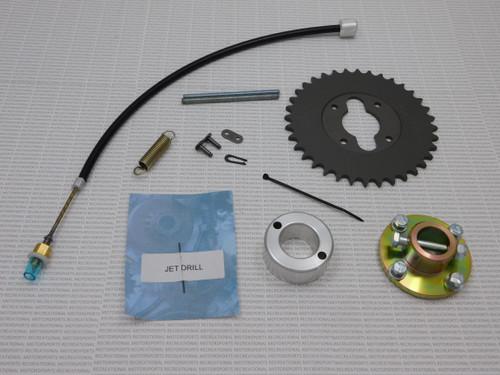 Polaris Beginner Speed Kit  3-5 mph gain