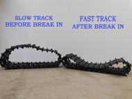 TRACK BREAK IN SERVICE FOR 120 & 200 TRACK