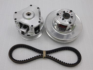 Drift Trike/Minibike JR Belt Drive Clutch Setup