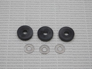 Primary rollers for JR standard and overdrive belt drive clutch