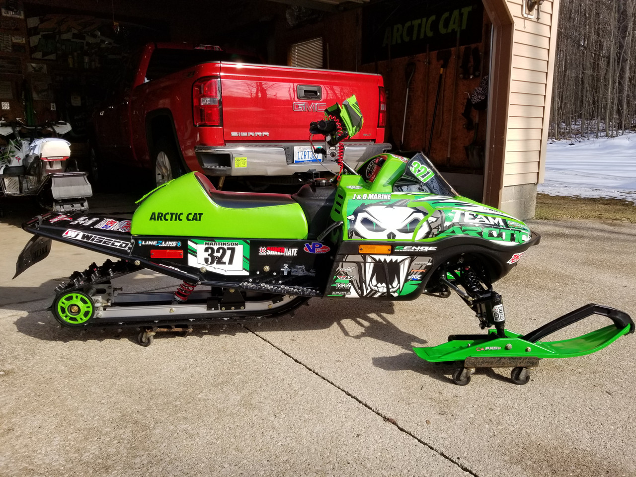Arctic Cat Outlaw 120 Snowmobile