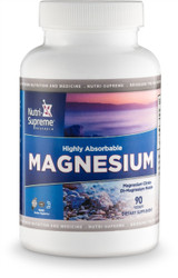 Magnesium Citrate Di-Magnesium Malate- 90 tablets