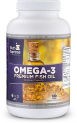 Omega-3 Premium- 180 softgels