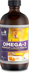 Omega-3 Premium Liquid- 8 ounces