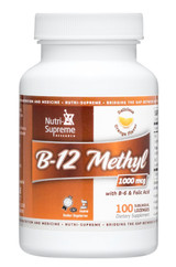 B-12 Methyl Lozenges