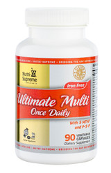 Multi Once Daily, Ultimate (with 5-MTHF and P-5-P)