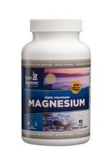 Magnesium, Highly Absorbable - 90 tablets