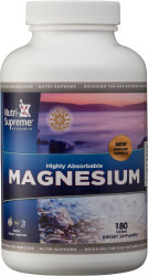Highly Absorbable Magnesium - 180 tablets