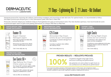 21 Days  Lightening Kit 21天美白嫩肌套裝