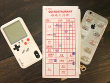QQ大酒樓懷舊點心紙散子包 ( 小) Dim Sum Paper Coin Pouch