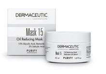 Mask 15 控油淨化換膚面膜 50ml