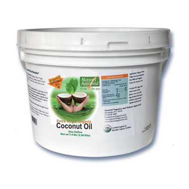 A fabulous New 100% Organic Peppermint Coconut oil
