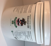 Organic White Label Unrefined Coconut Oil
