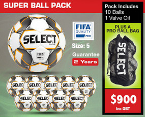 SUPER (FIFA PRO) BALL PACK