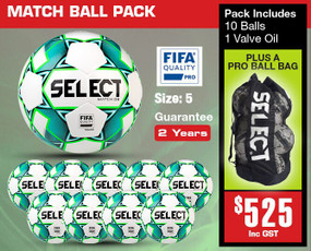 MATCH (FIFA QUALITY) BALL PACK