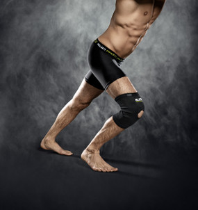 Elastic Knee Open Support