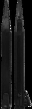NET PLASTIC PEGS - PACK OF 12 (15CM)
