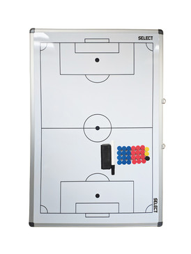 COACHES MAGNETIC TACTIC BOARD 45cm x 30cm