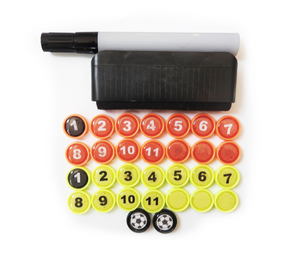 COACHES MAGNETIC TACTIC PACK  [From: $22.50]