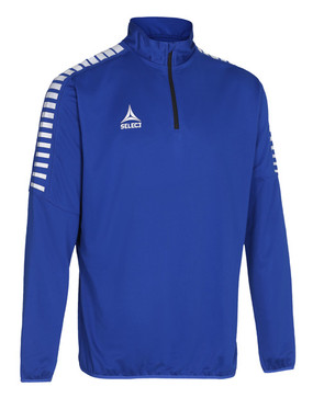 ARGENTINA 1/4 ZIP JACKET - ROYAL [From: $38.50]