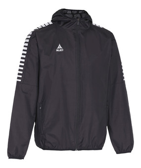ARGENTINA ALL WEATHER JACKET - BLACK [From: $49.00]
