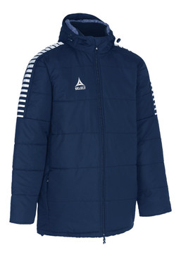 ARGENTINA COACHES PADDED JACKET - NAVY [From: $84.00]