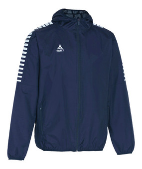 ARGENTINA ALL WEATHER JACKET - NAVY [From: $49.00]