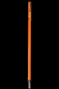 AGILITY POLE WITH SPIKE ORANGE