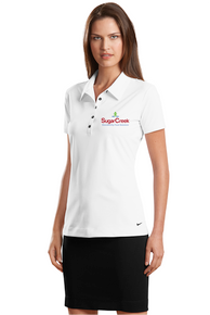 Nike Golf - Elite Series Ladies Dri-FIT Ottoman Bonded Polo