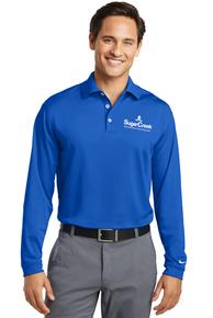 Nike Golf Long Sleeve Dri-FIT Stretch Tech Polo