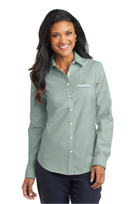Ladies SuperPro™ Oxford Shirt