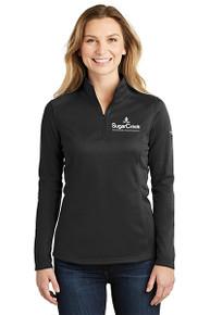 The North Face Ladies Tech 1/4-Zip Fleece (Black)