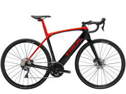 Domane LT+ Radioactive Red/Trek Black