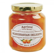 Apricot Fruit Spread - Scandinavian Delights