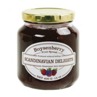 Boysenberry Fruit Spread - Scandinavian Delights