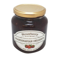 Strawberry Fruit Spread - Scandinavian Delights
