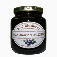 Wild Blueberry Fruit Spread - Scandinavian Delights