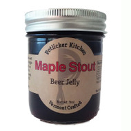 Maple Stout Jelly