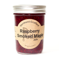 Raspberry Smoked Maple Jam