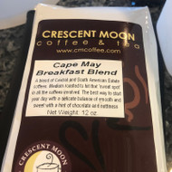 Cape May Breakfast Blend GROUND COFFEE