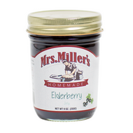 Elderberry Jam by Mrs. Miller's