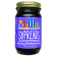 Blazing Blueberry Jam by Brooklyn Whatever