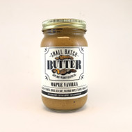 Maple Vanilla Small Batch Peanut Butter
