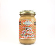White Chocolate Peppermint Peanut Butter