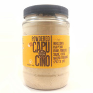 Capu Cino Powdered Peanut Butter - 12 oz. Jar