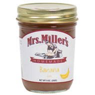 Banana Jam from Mrs. Miller's